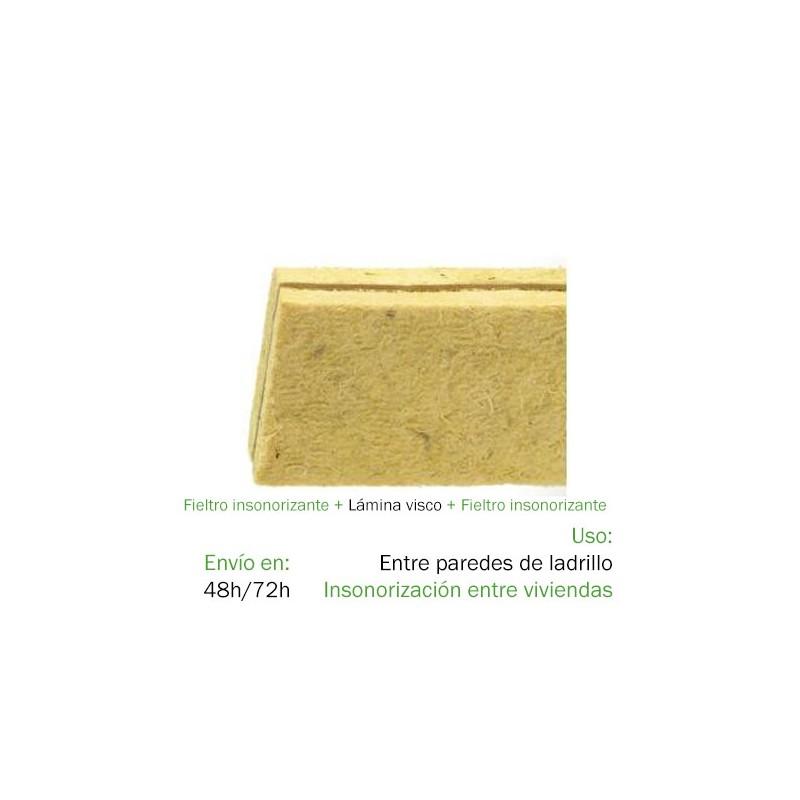Aislante AISLAM 80-2F (5,5 x 1,2 m) Materiales aislantes