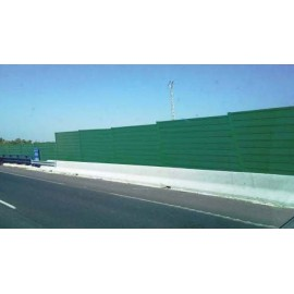 Apantallamiento P-100 (0,5 x 1,5 m) Carretera