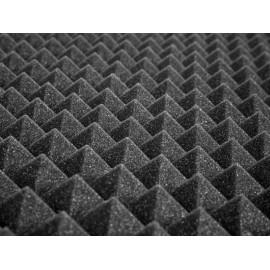 Absorbente acústico piramidal Jafra ES Absorbentes de medios y agudos