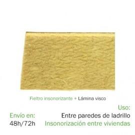 Aislante AISLAM 55-F (5,5 x 1,2 m) Materiales aislantes