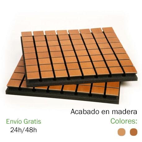 Panel acústico de madera Schack WD ES