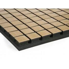 Panel acústico de madera Schack WD ES Absorbentes de medios y agudos