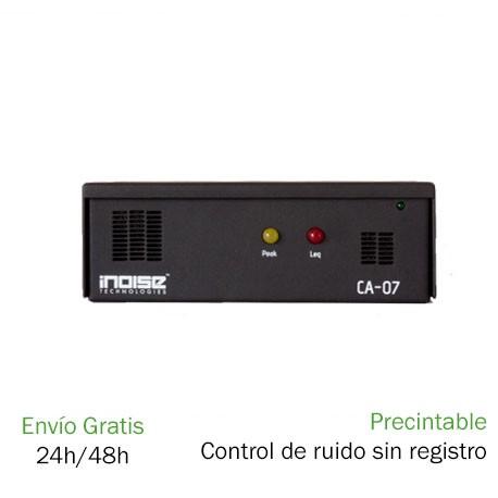 Controlador de sonido INOISE CA07B