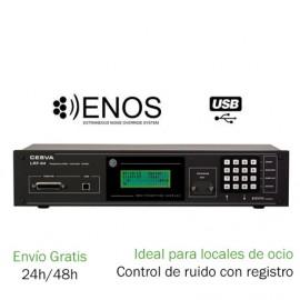 Limitador de sonido homologado CESVA LRF-04 Limitadores y controladores