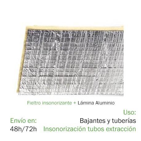 Aislante AISLAM AL55-F (5,5 x 1,2 m)