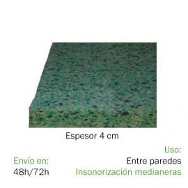 Aislante DISCO 80 (2 x 1,2 m) Materiales aislantes