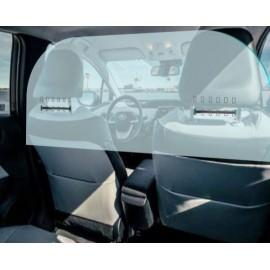 Mampara Taxi Uber Cabify VTC Coronavirus Inicio
