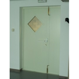Puerta Acústica 56 dB 2 hojas 2 hojas