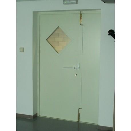 Puerta Acústica 56 dB 2 hojas