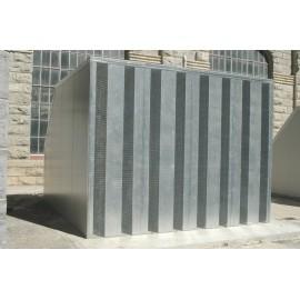 Silenciador Acústico celdas de 20 cm Silenciadores acústicos