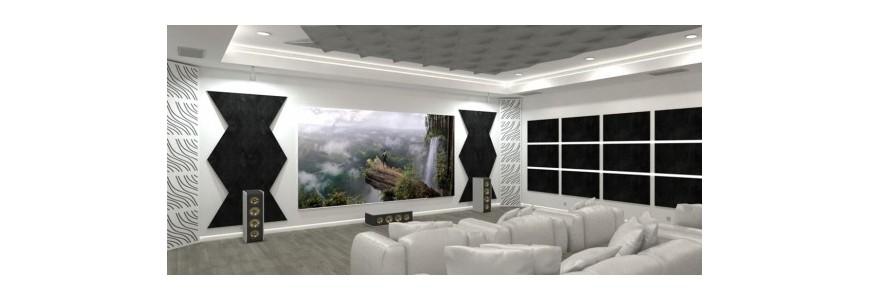 Acústica decorativa