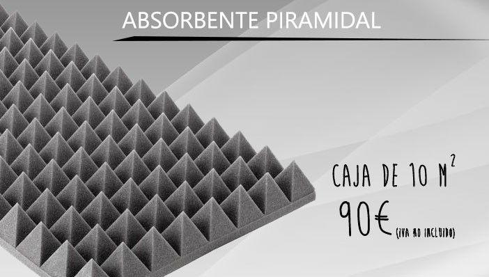 Absorbente Piramidal